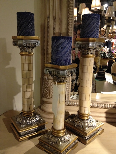 Home Decor Tips: Candlestick holders