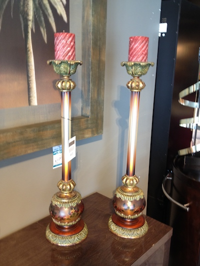 Home Decor Tips: Candle Stick Holders