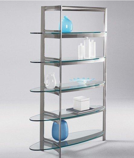 Chrome Shelving