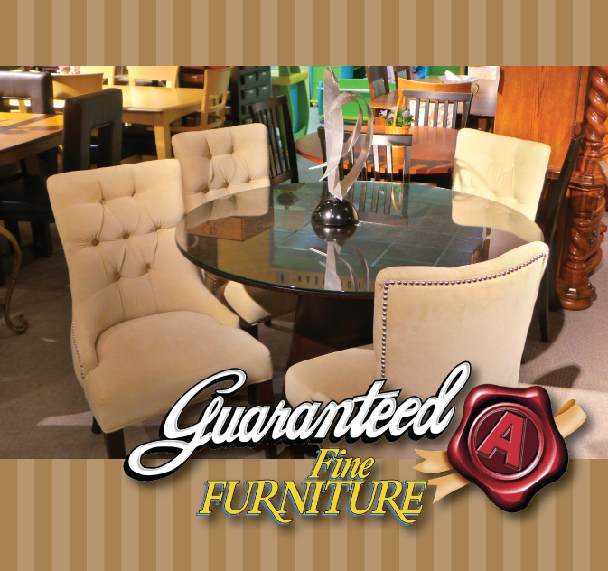 Dinning room tables guaranteed a fine furniture