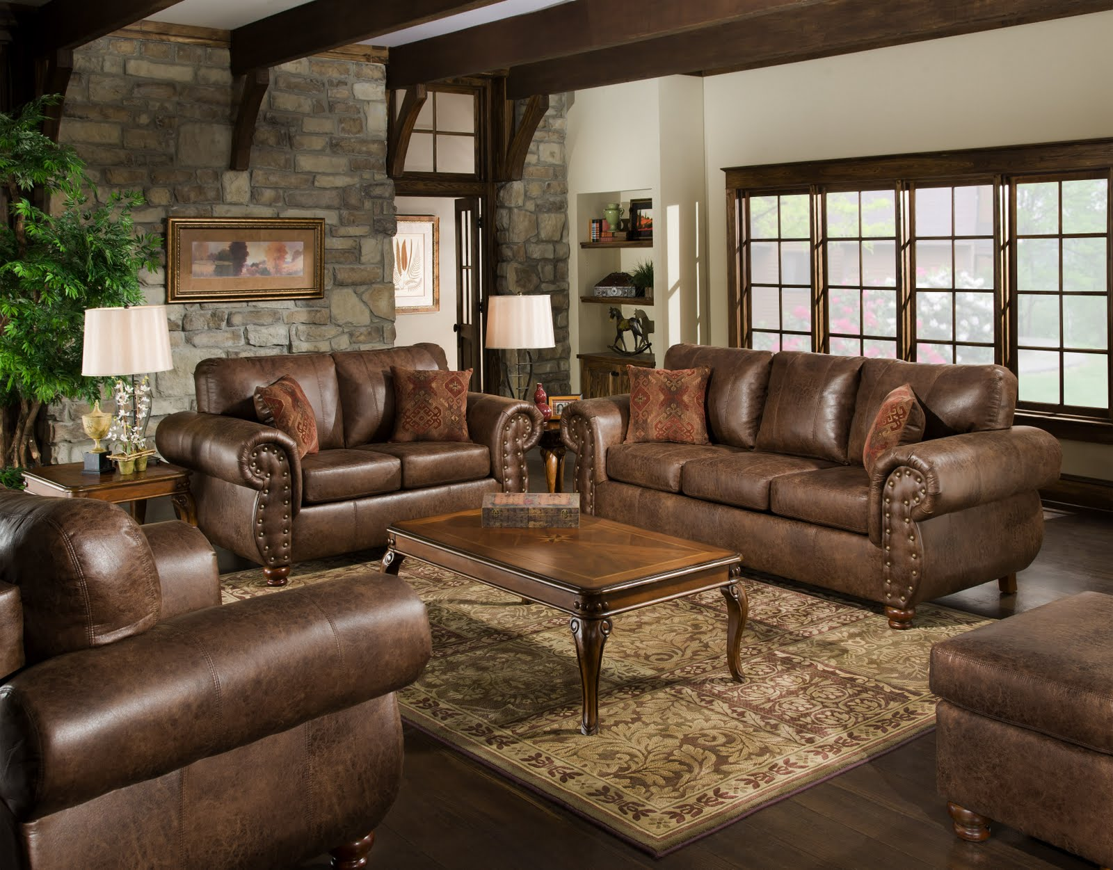 If you want to implement neutral, brown colours into your spaces, know that there is a repertoire of leather furniture styles that will provide you with exactly what you are looking for.