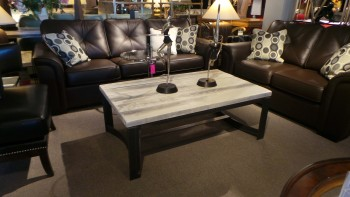 rustic timeless coffee table